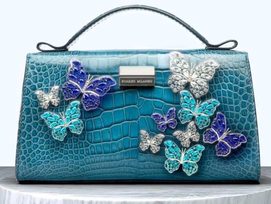 Boarini Milanesi handbag 6 million euros