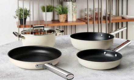 The First Ever Cookware Range From Smeg!