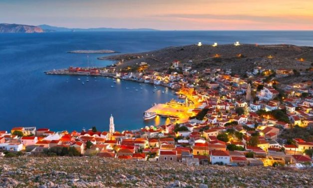 The Greek Island of Halki – Destination To Be For 2021